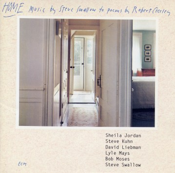 Steve Swallow Home, front