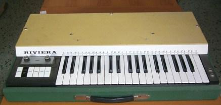 Riviera organ