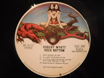 Rock Bottom LP