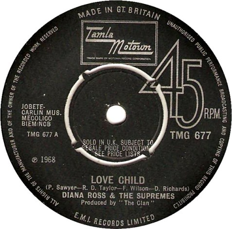 Love Child Single