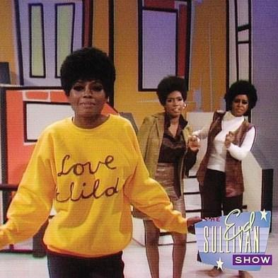 The Supremes at Ed Sullivan Love Child