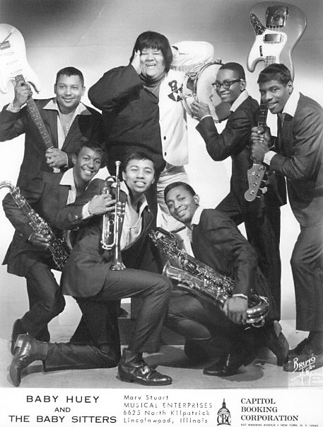 Baby Huey and the Babysitters 1966
