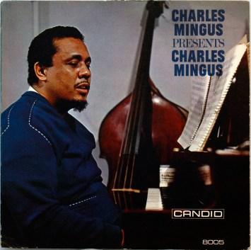 Charles Mingus Presents Charles Mingus front