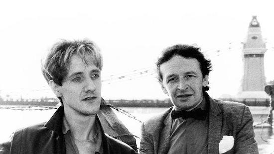 Vini Reilly and Bruce Mitchell
