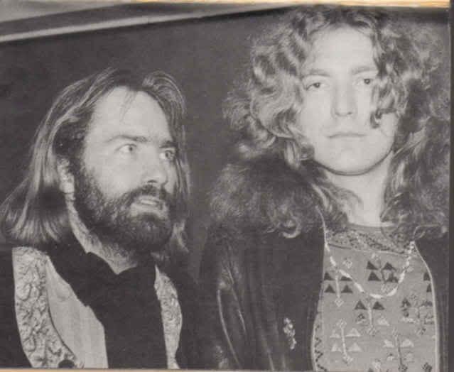 Roy Harper Robert Plant