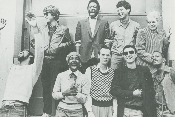 Talking Heads Touring Band 1980