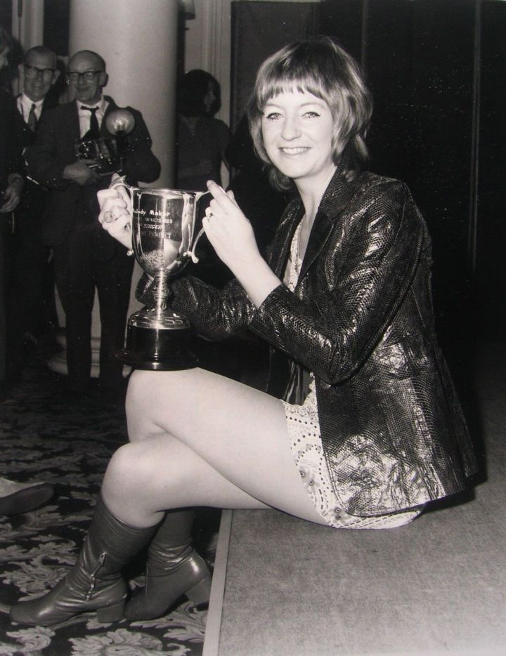 Christine Perfect Melody Maker Pop Awards 1969