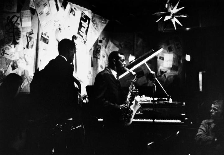 Ornette Coleman at The Five Spot, NYC, November 1959