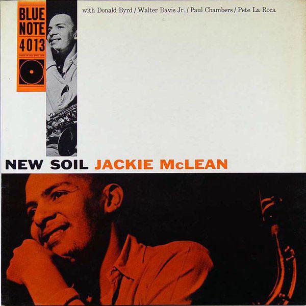 Jackie McLean New Soil