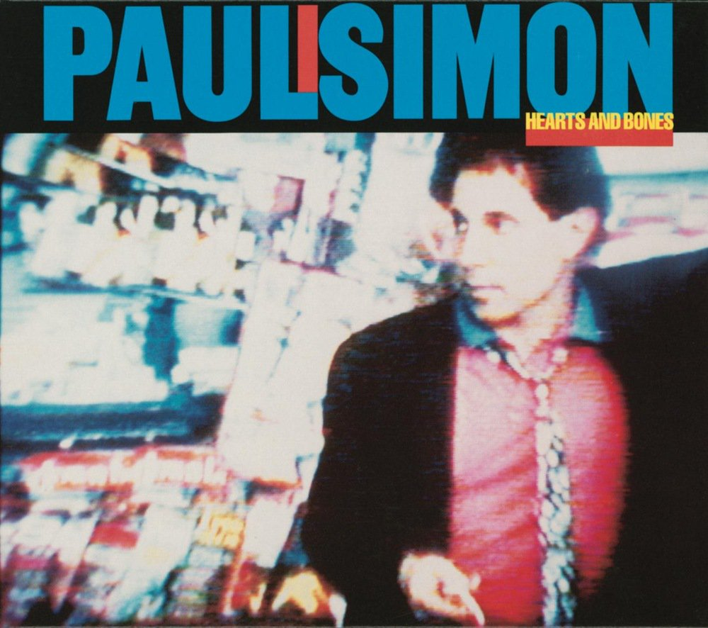Hearts and Bones, by Paul Simon