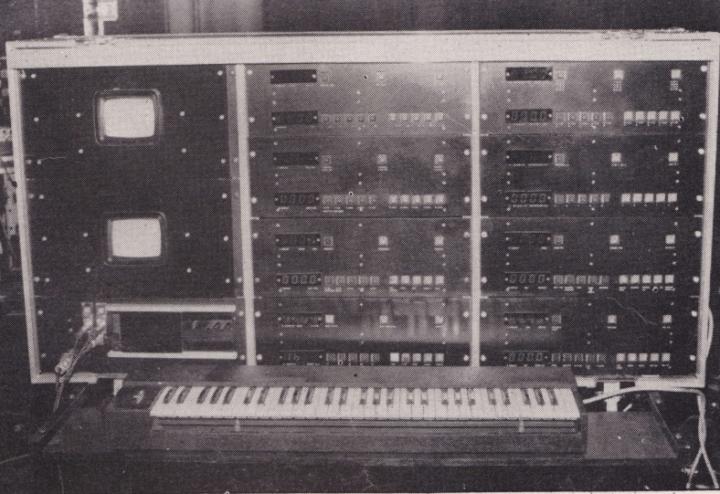 Tangerine Dream Sequencer