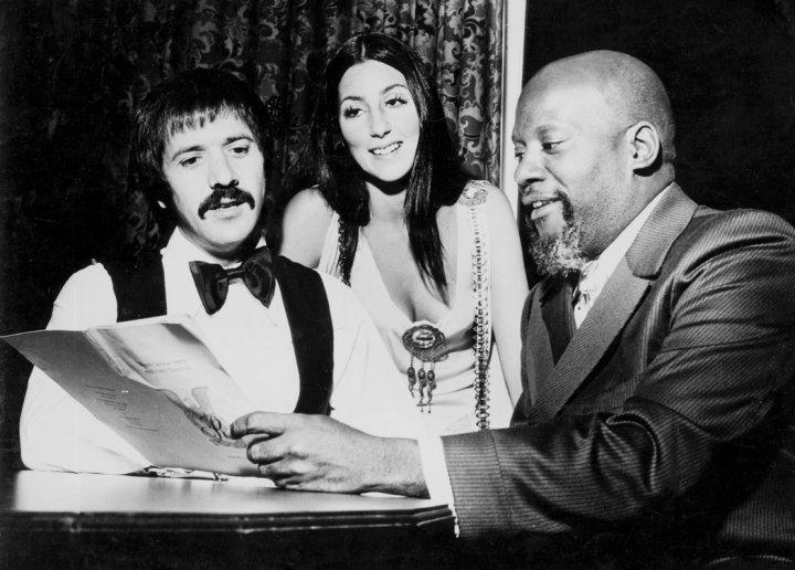 Harold Battiste Sonny Cher 1970