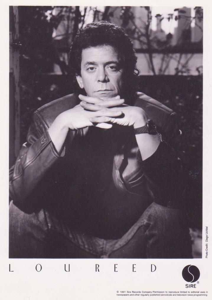 Lou Reed 1991