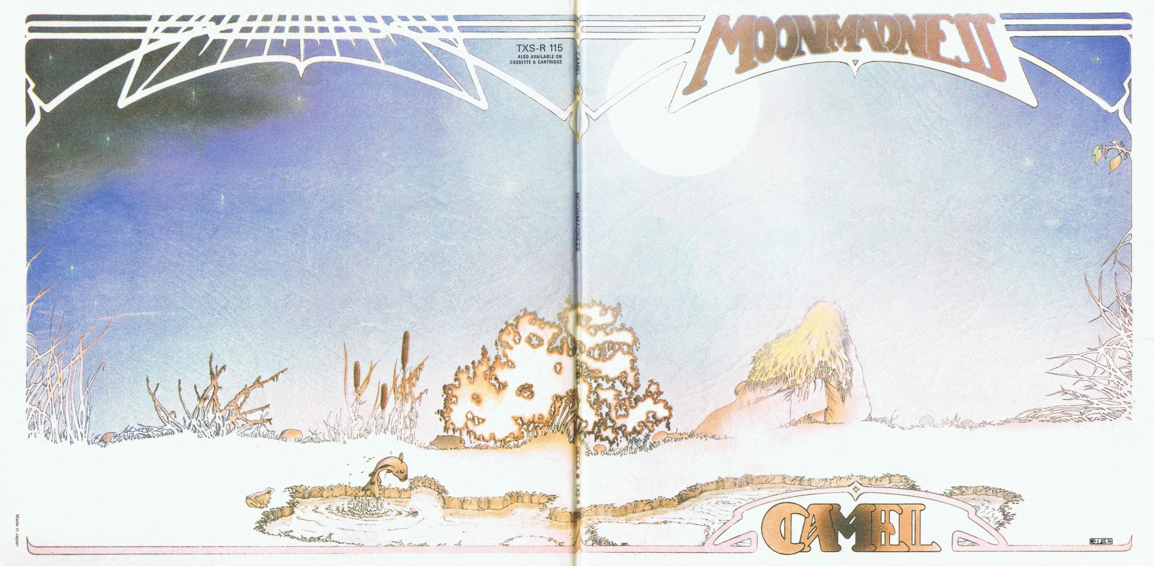 Camel - Moonmadness (1976) - Deluxe Edition (2009)