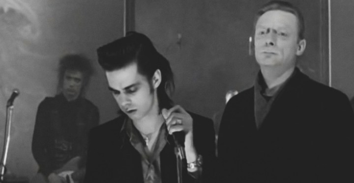 Nick Cave Wings of Desire