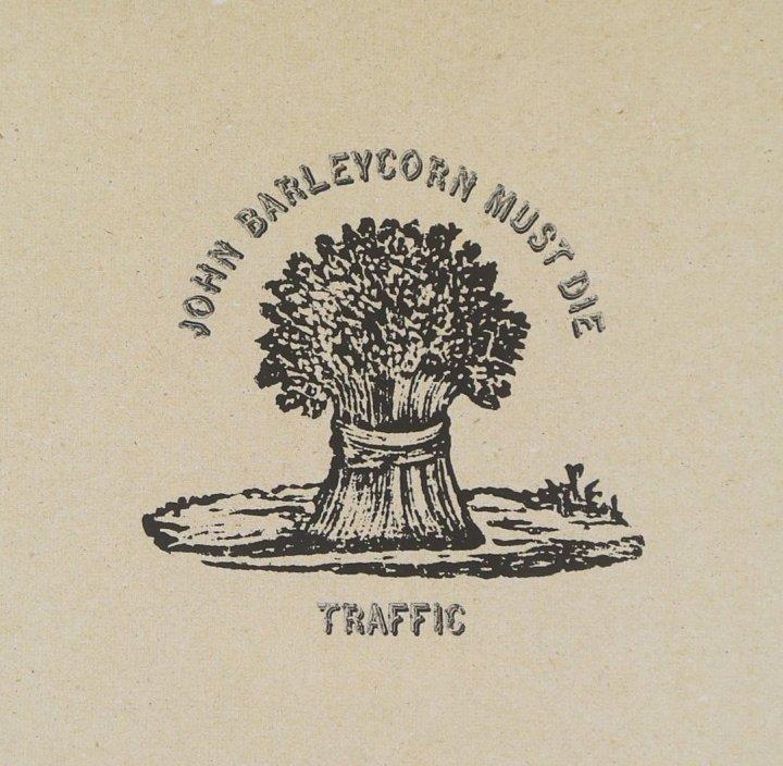 Traffic - John Barleycorn Must Die front