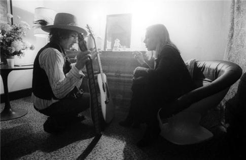 Bob Dylan Joni Mitchell