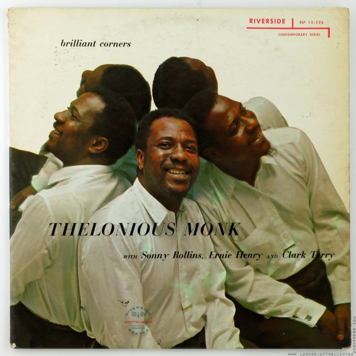 Thelonious Monk Brilliant Corners front