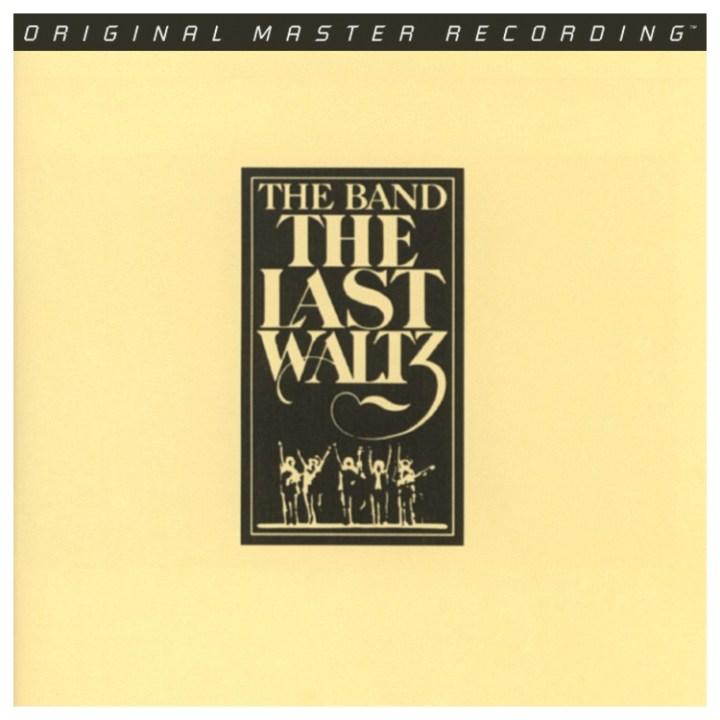The Last Waltz back