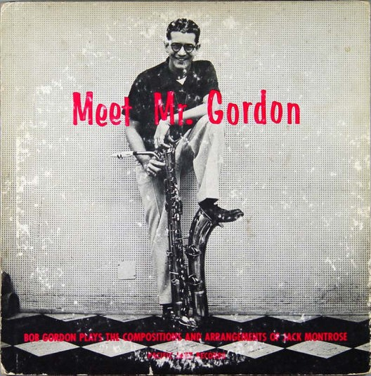 Meet mr Gordon original 10'LP front
