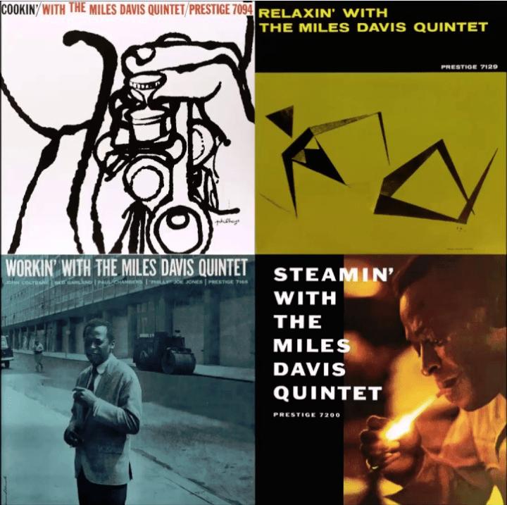 Miles Davis Classic Quintet Prestige