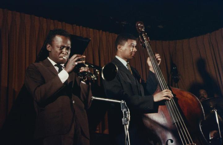 Jazz Musican - Miles Davis