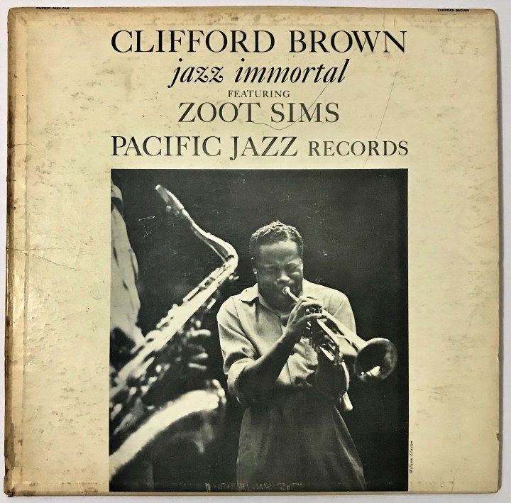 The Clifford Brown Ensemble Featuring Zoot Sims