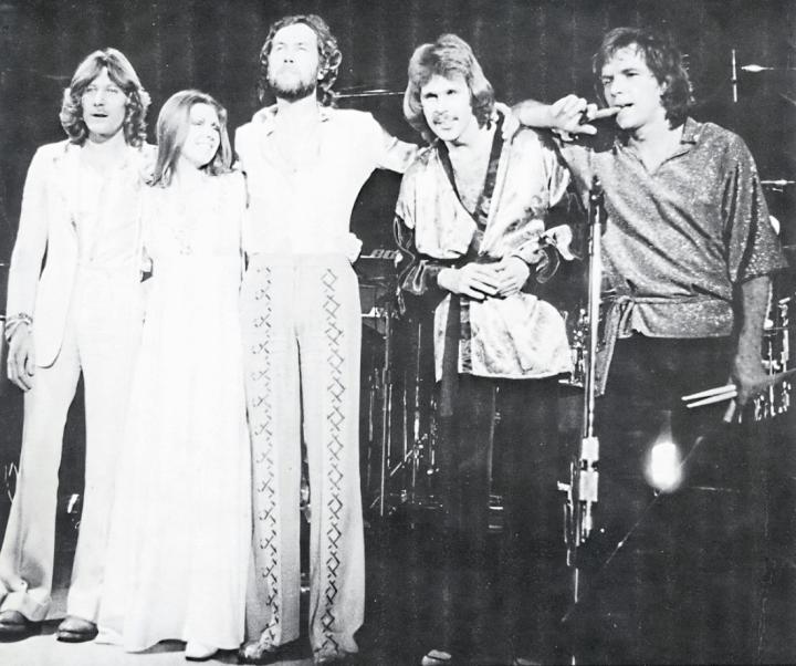 Renaissance 1976 tour