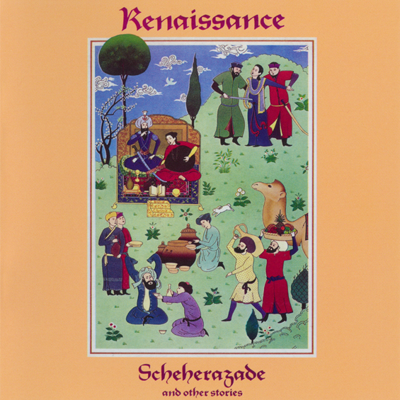 Scheherazade and Other Stories front