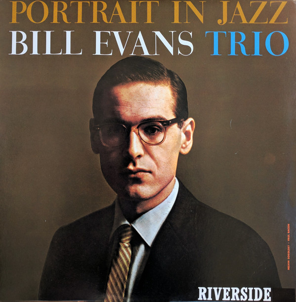 Portrait in Jazz front
