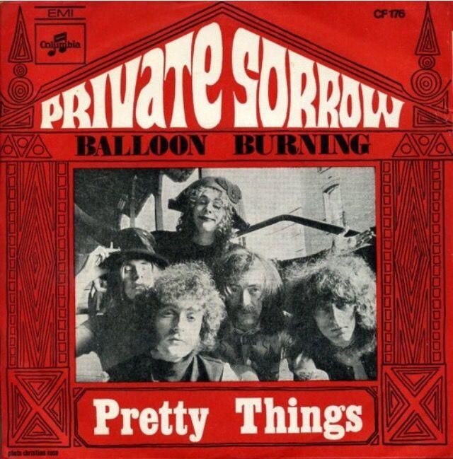 Pretty Things Private Sorrow