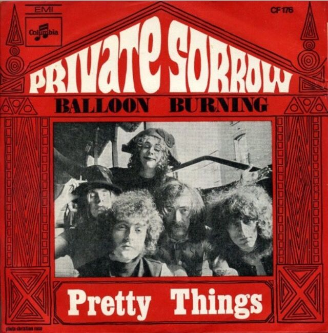 Pretty Things Private Sorrow
