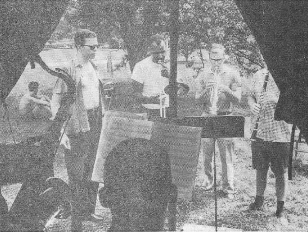 1959 Brookmeyer ensemble rehearsal