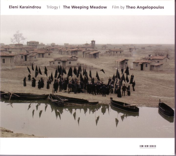 Karaindroy - The weeping meadow - Front