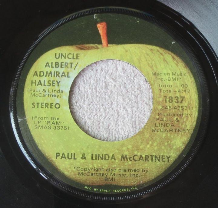 Uncle Albert single