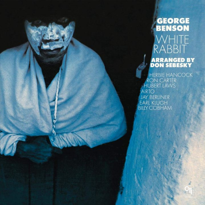 george Benson white rabbit