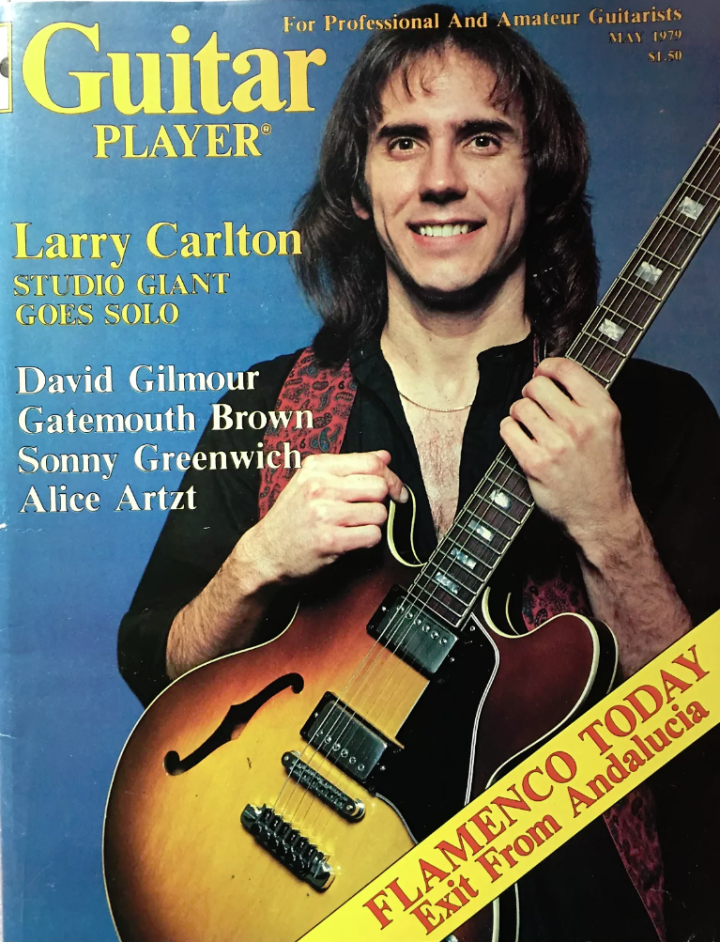 Guitar Player May 1979
