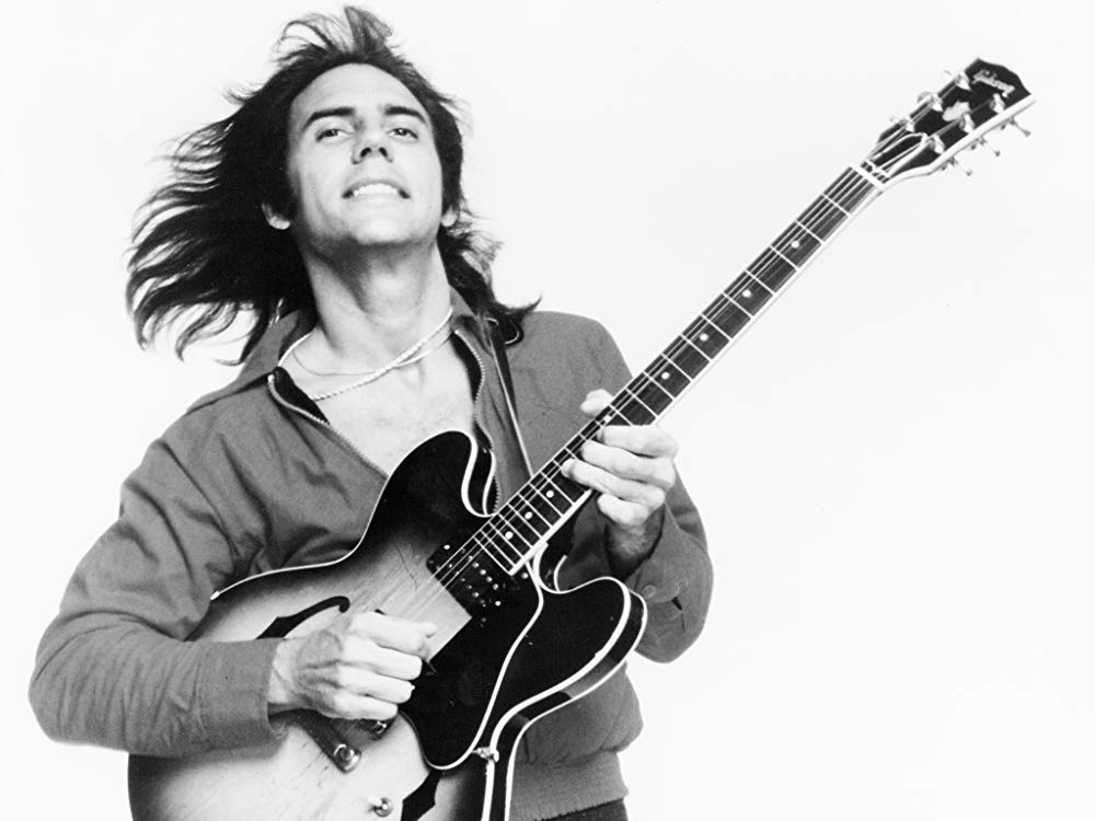 Larry Carlton's sessions with Steely Dan and Joni Mitchell