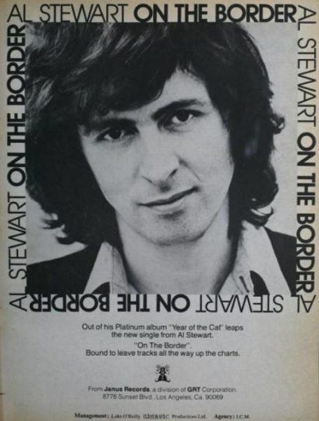 Al-Stewart-On-The-Border-Billboard-April-09-1977