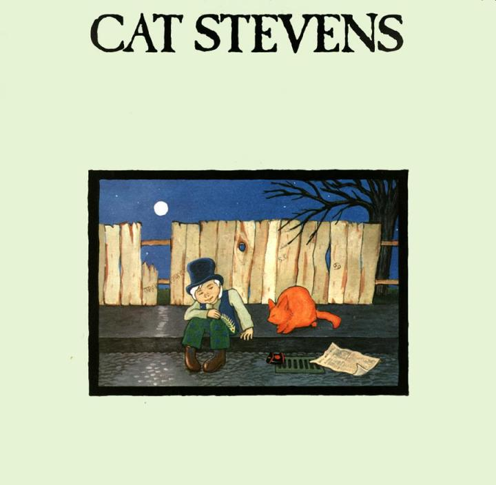 Cat Stevens Teaser and the Firecat