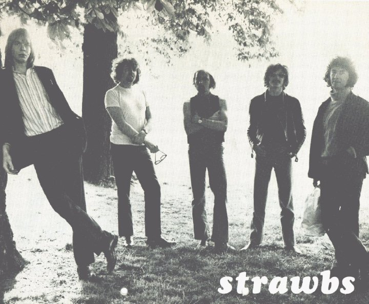 Strawbs 1970