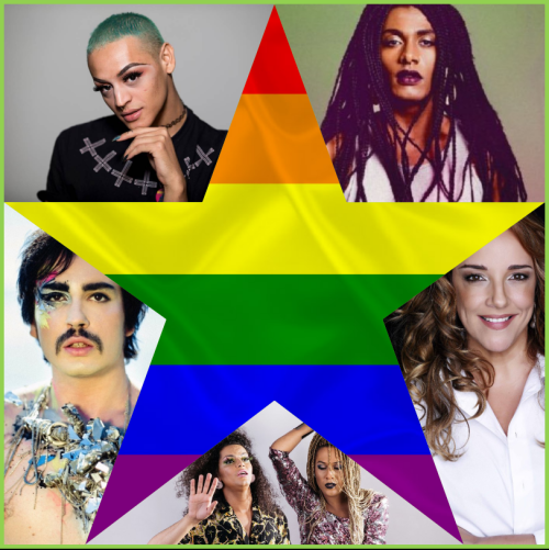 Artistas LGBT