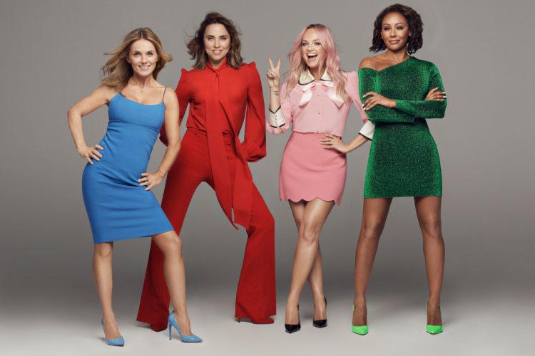 Spice Girls - Spice World Tour 2019