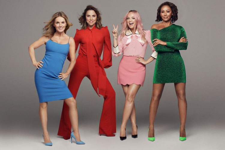 Spice Girls - Spice World Tour 2019