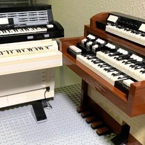 Genesis: Tony Banks' Vintage Live Keyboard Instruments