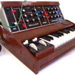 6 Playable Musical Instruments Made out of Lego