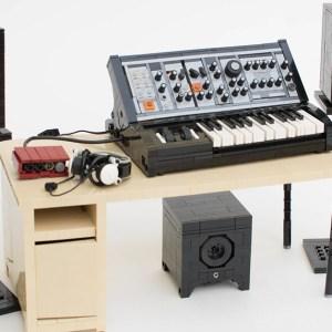 The Moog Sub Phatty Luxury Setup You Can Afford