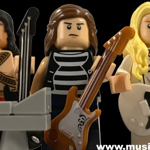 Lego - Spinal Tap