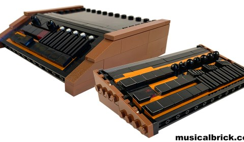 LEGO Linn Drum Machine