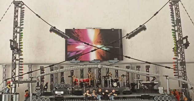 LEGO Genesis 1992 Live stage